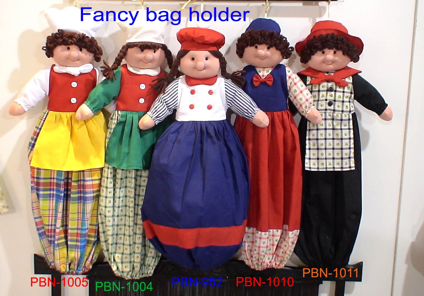 Plastic bag keeper - Fancy Plastic Bag Keeper